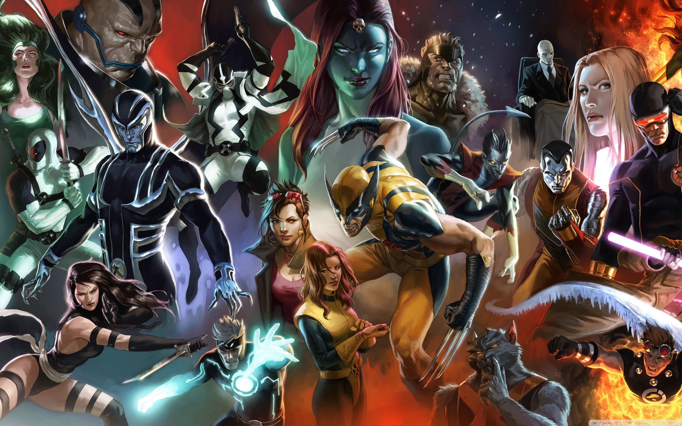 X men wallpapers 30203 8956682