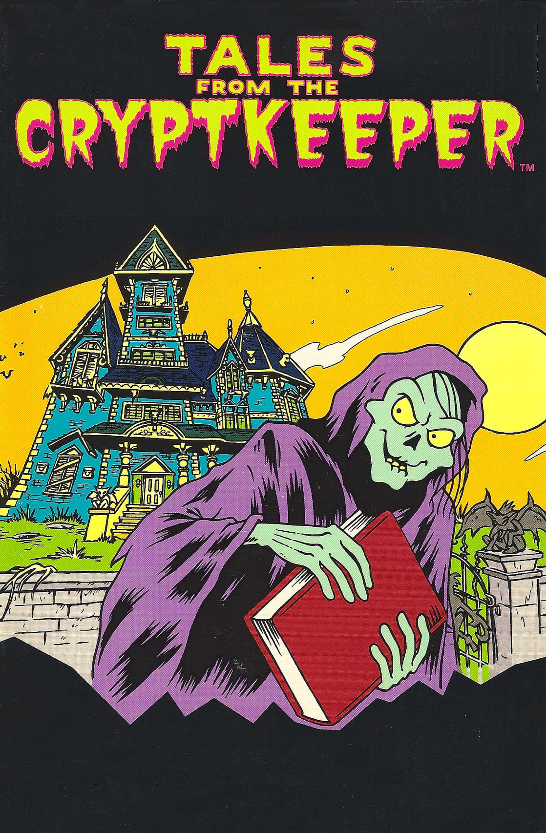 1118full tales from the cryptkeeper poster